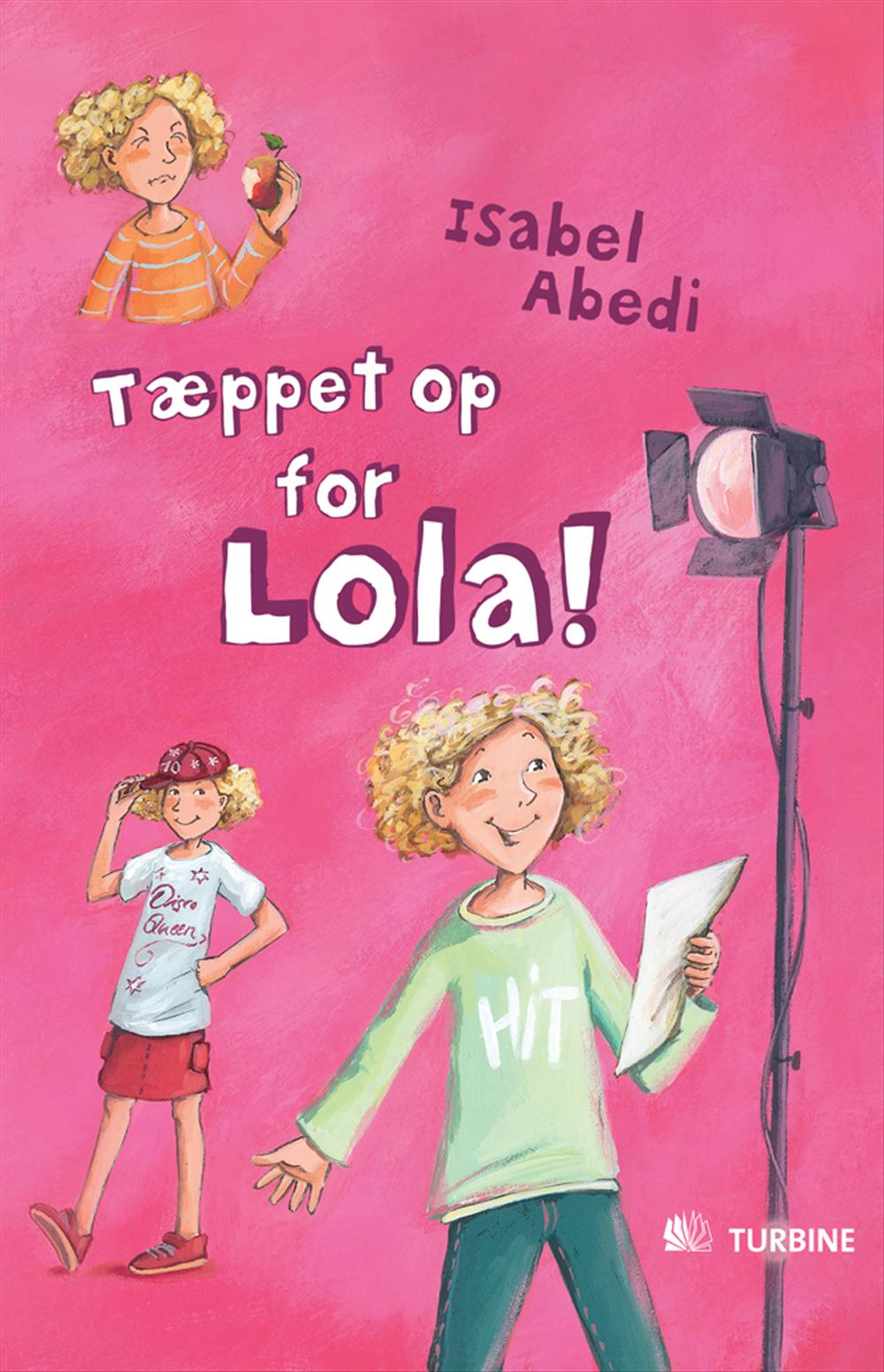 Tæppet op for Lola!