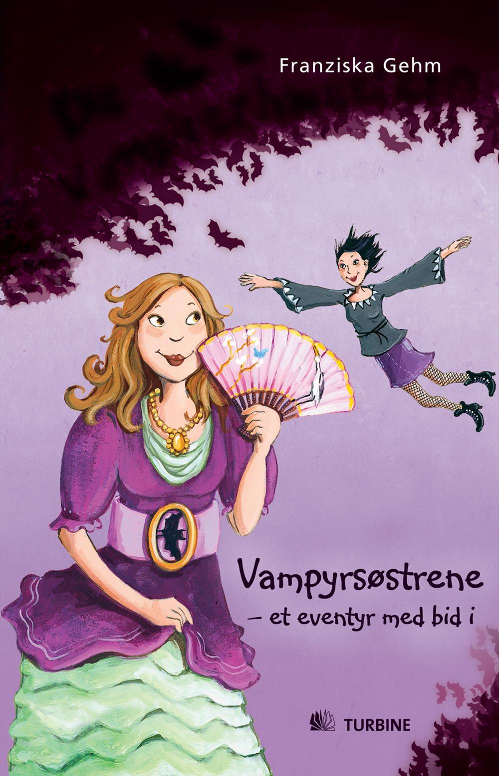 Vampyrsøstrene - et eventyr med bid i