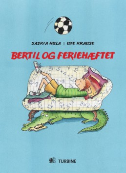 Bertil og feriehæftet