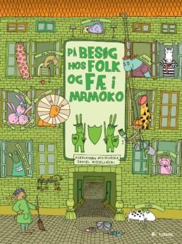 På besøg hos folk og fæ i Mamoko