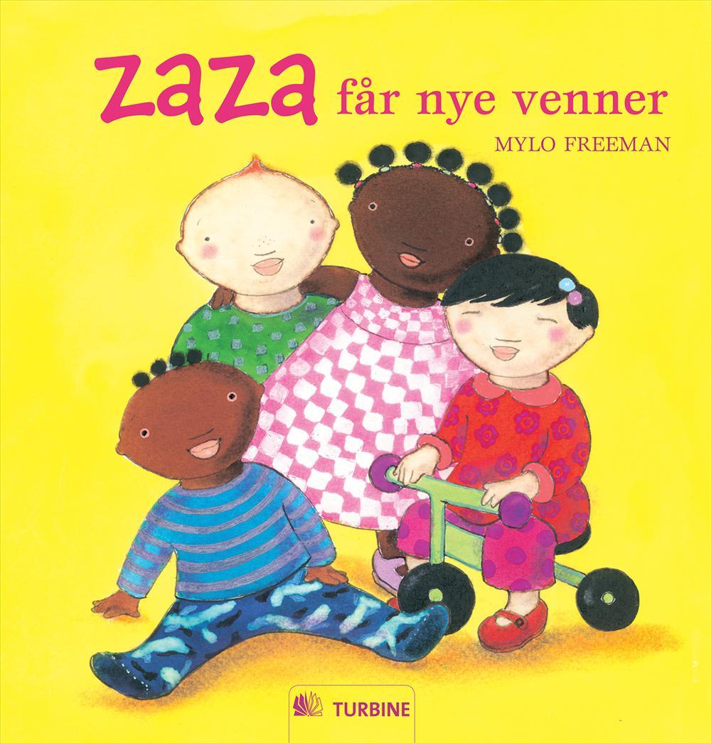 Zaza Får Nye Venner Mylo Freeman Turbine