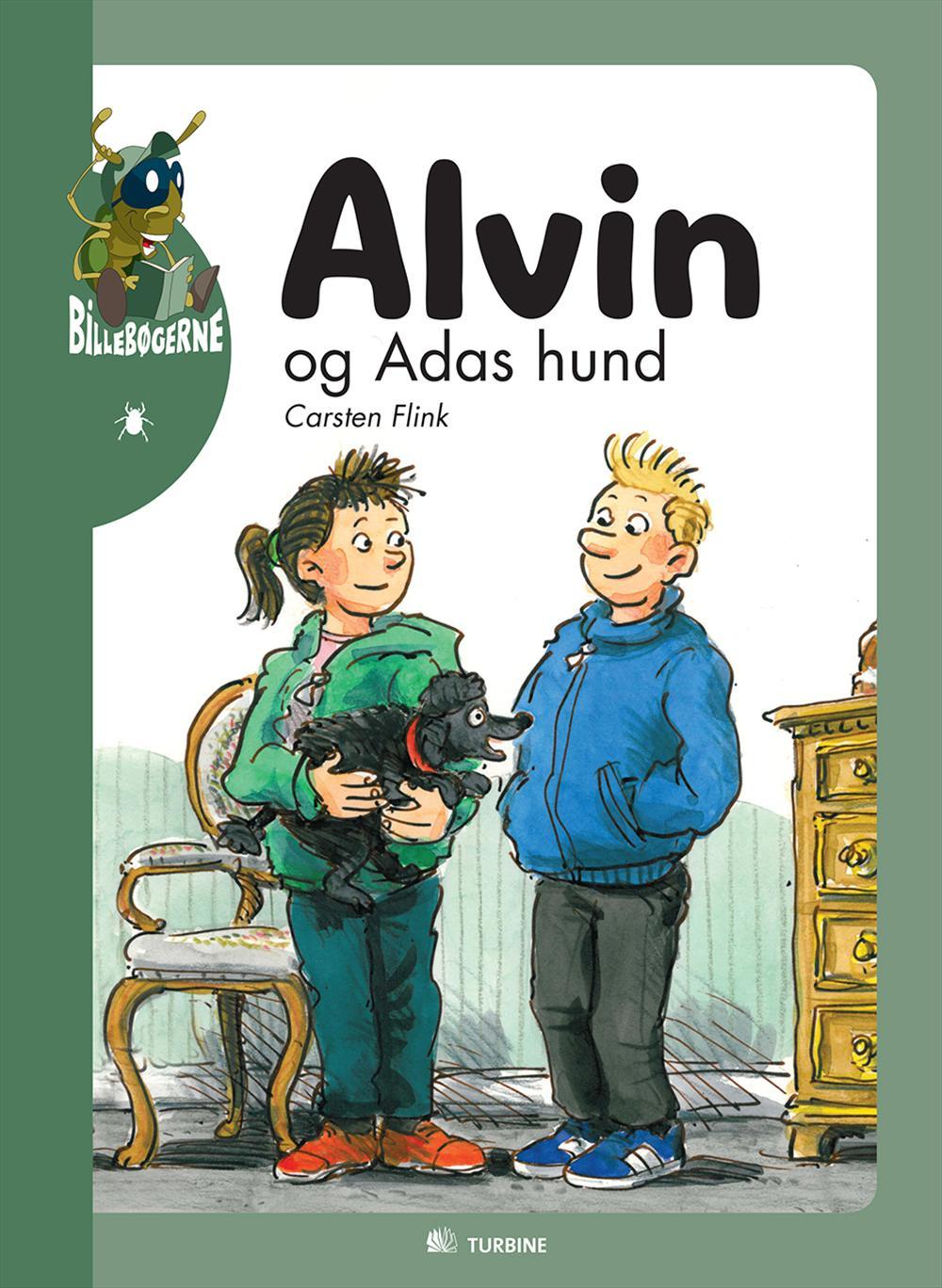 Alvin og Adas hund