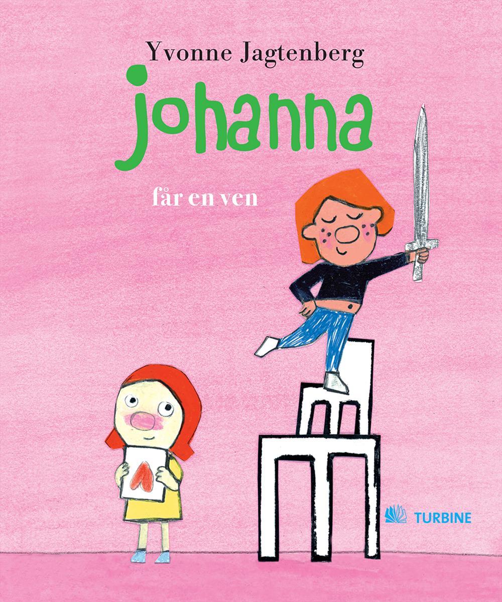 Johanna får en ven