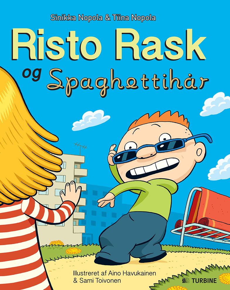 Risto Rask og Spaghettihår