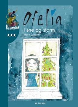 Ofelia i sne og storm