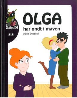 Olga har ondt i maven