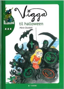 Vigga til halloween