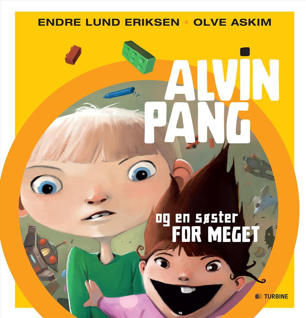 Alvin Pang og en søster for meget