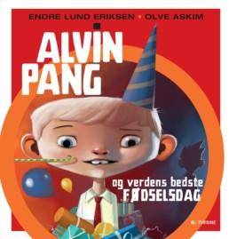 Alvin Pang og verdens bedste fødselsdag