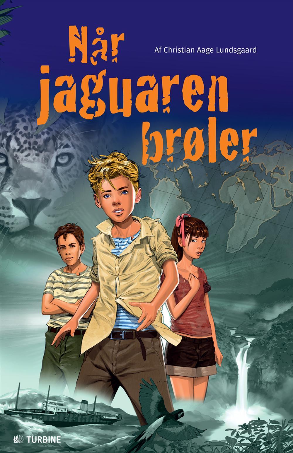 Når jaguaren brøler