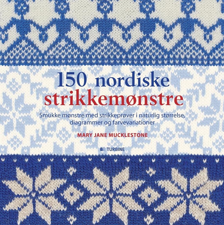 150 nordiske strikkemønstre