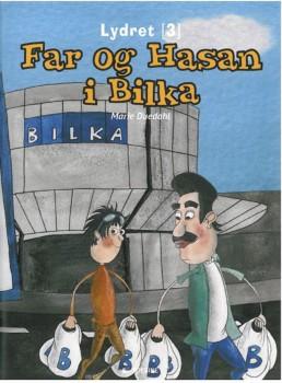 Far og Hasan i Bilka