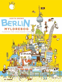 Berlin - myldrebog
