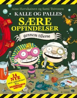Kalle og Palles sære opfindelser gennem tiderne