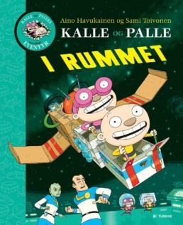 Kalle og Palle i rummet