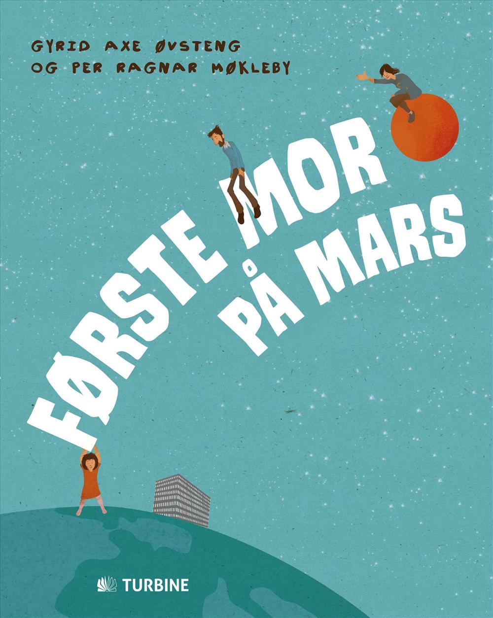 Første mor på Mars