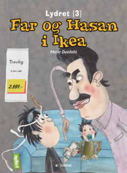 Far og Hasan i Ikea