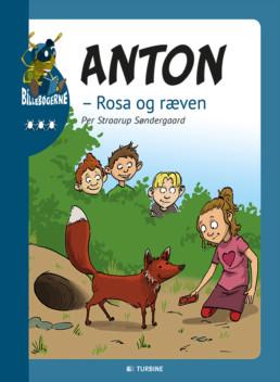 Anton - Rosa og ræven