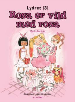 Rosa er vild med rosa