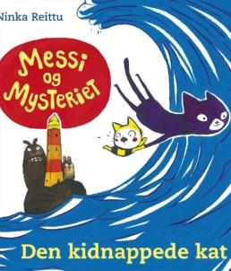 Messi og Mysteriet - den kidnappede kat