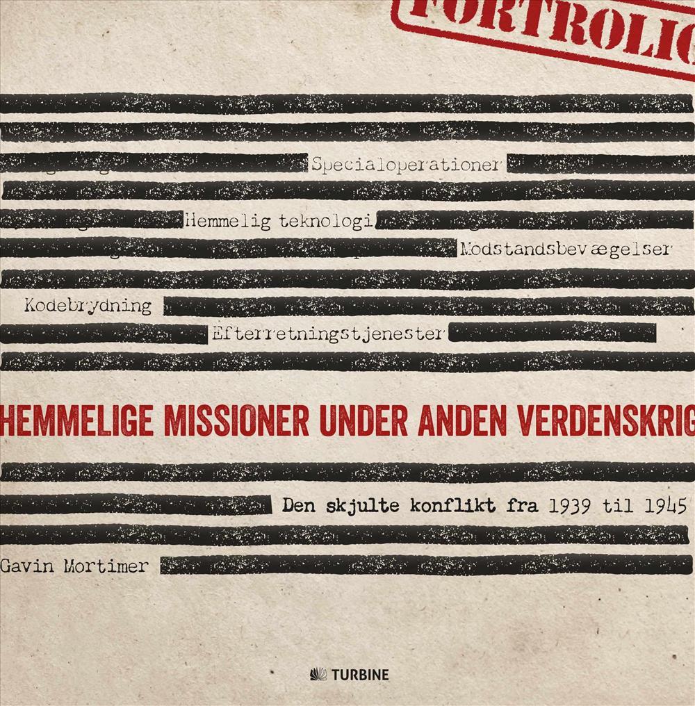 Hemmelige missioner under anden verdenskrig