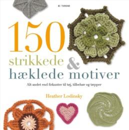 150 strikkede & hæklede motiver