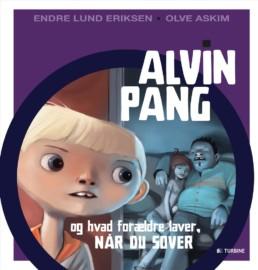 Alvin Pang og hvad forældre laver