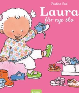 Laura får nye sko