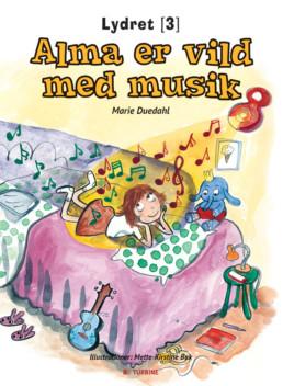 Alma er vild med musik