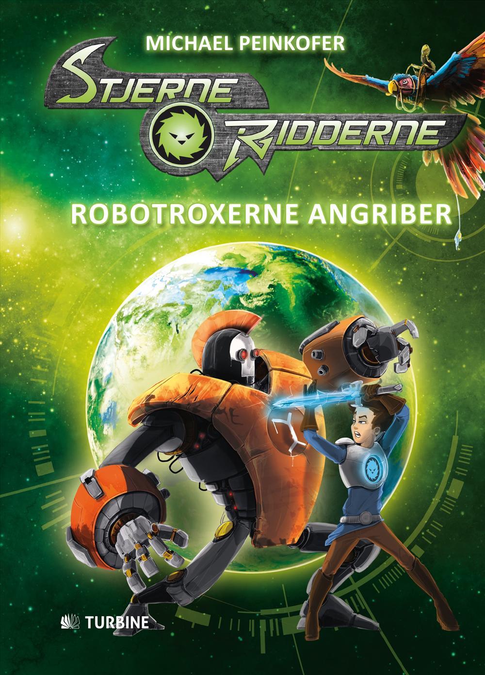 Stjerneridderne - RoboTroxerne angriber