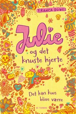 Julie og det knuste hjerte (3. bind)