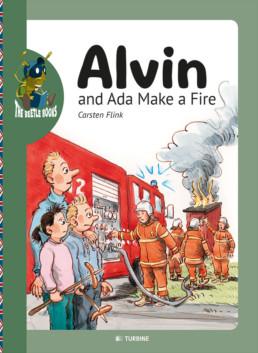 Alvin and Ada make a fire