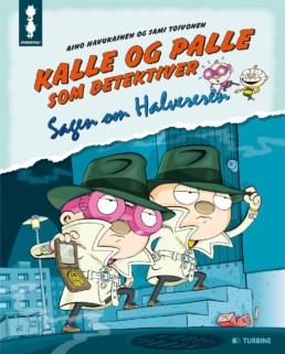 Kalle og Palle som detektiver