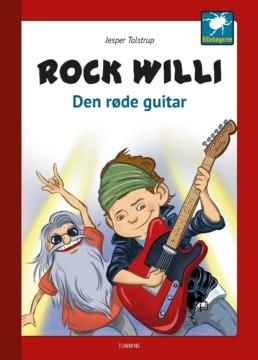 Rock Willi - Den røde guitar
