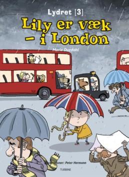 Lily er væk - i London