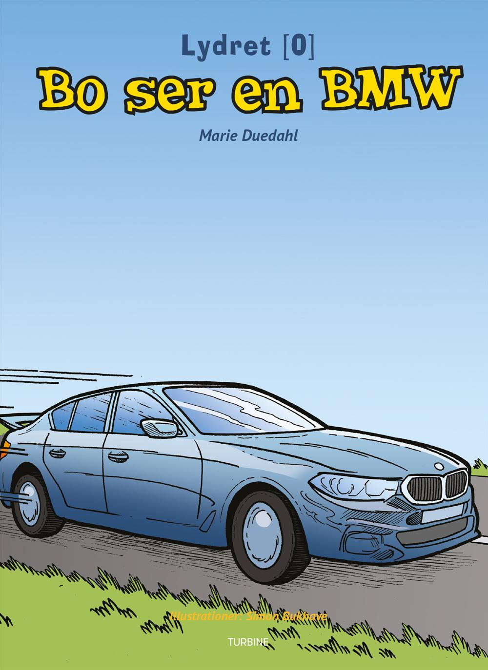 Bo ser en BMW