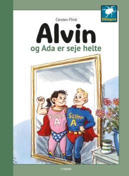 Alvin og Ada er seje helte