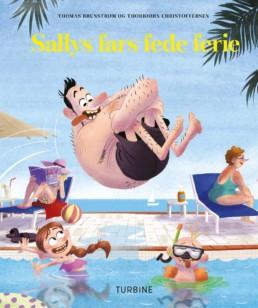 Sallys fars fede ferie