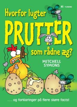Hvorfor lugter prutter som rådne æg? og forklaringer på flere skøre facts!