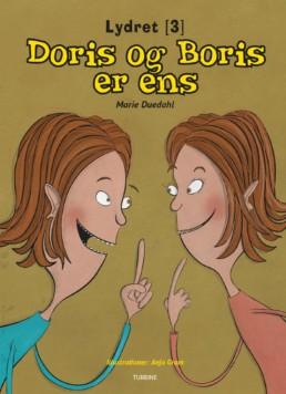 Doris og Boris er ens