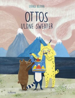 Ottos uldne sweater