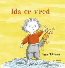 Ida er vred