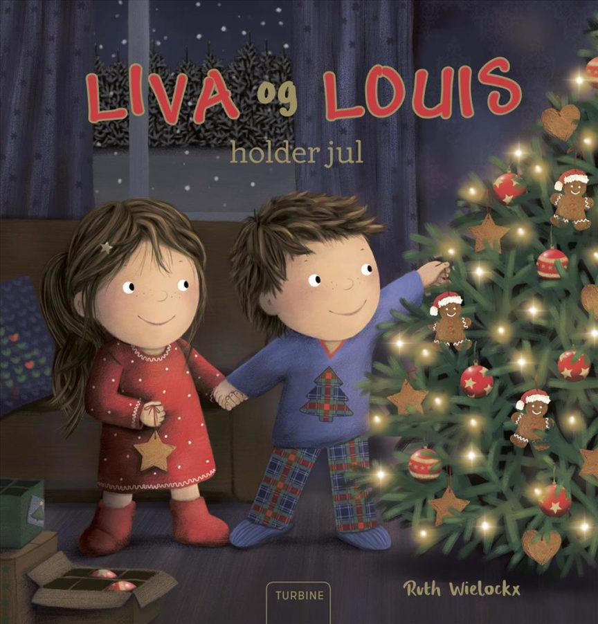 Liva og Louis holder jul