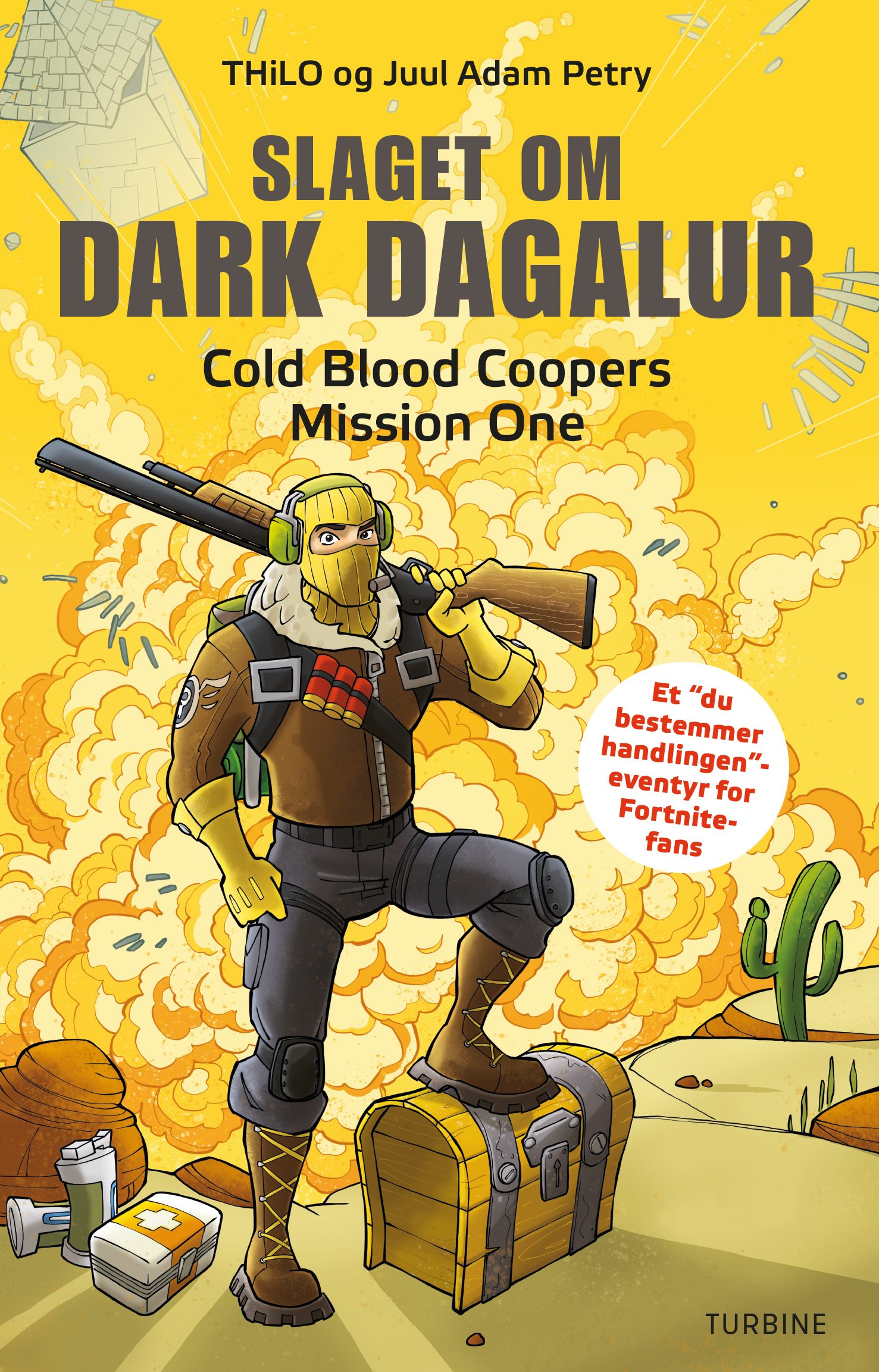 Slaget om Dark Dagalur – Cold Blood Coopers Mission One