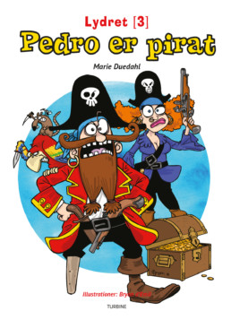 Pedro er pirat