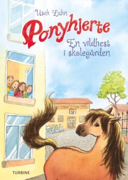 Ponyhjerte – En vildhest i skolegården