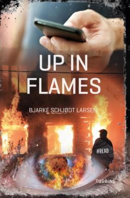 FEJLOPRETTET - Up in flames
