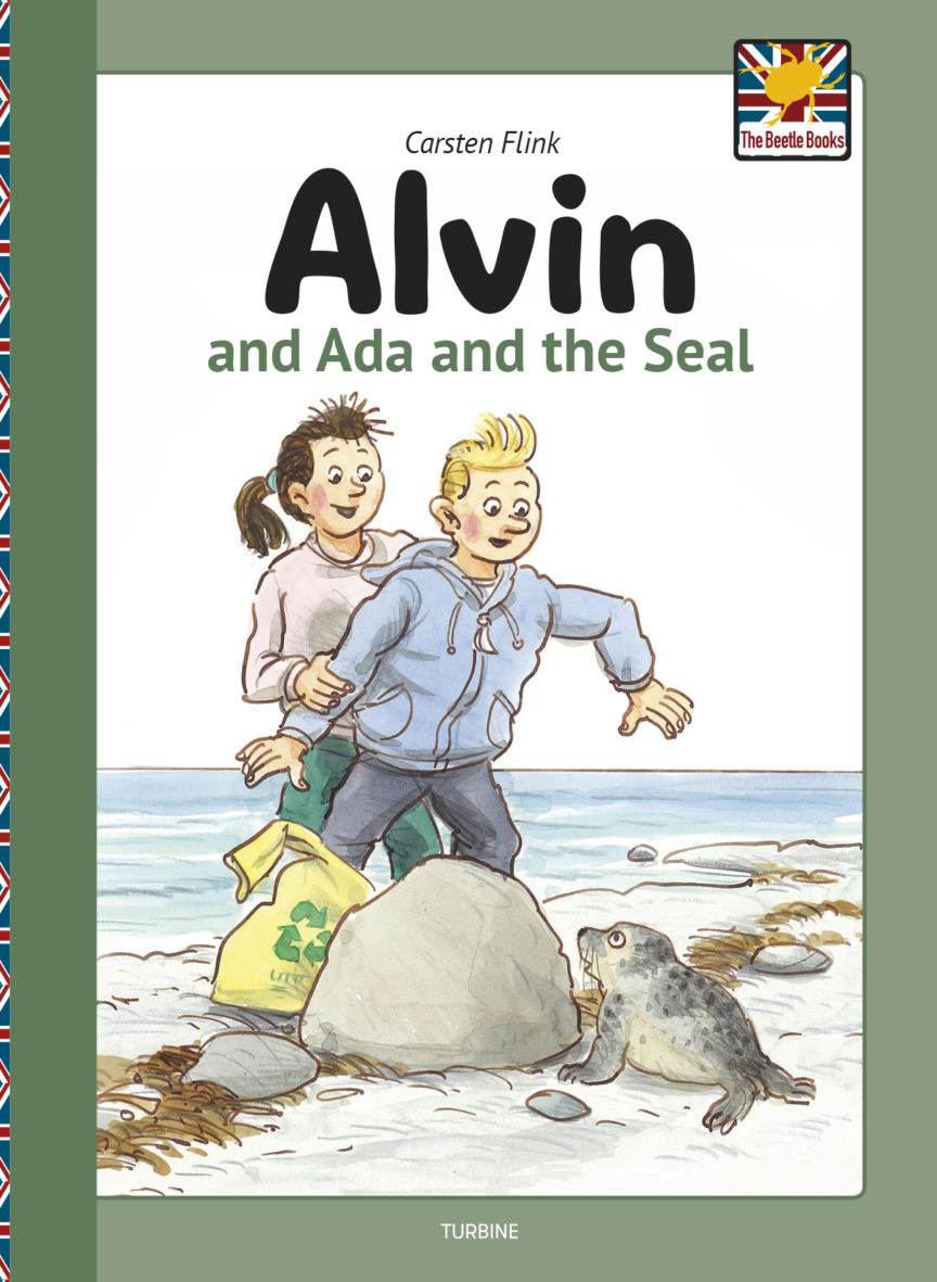 Alvin and Ada and the Seal