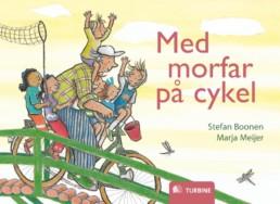Med morfar på cykel