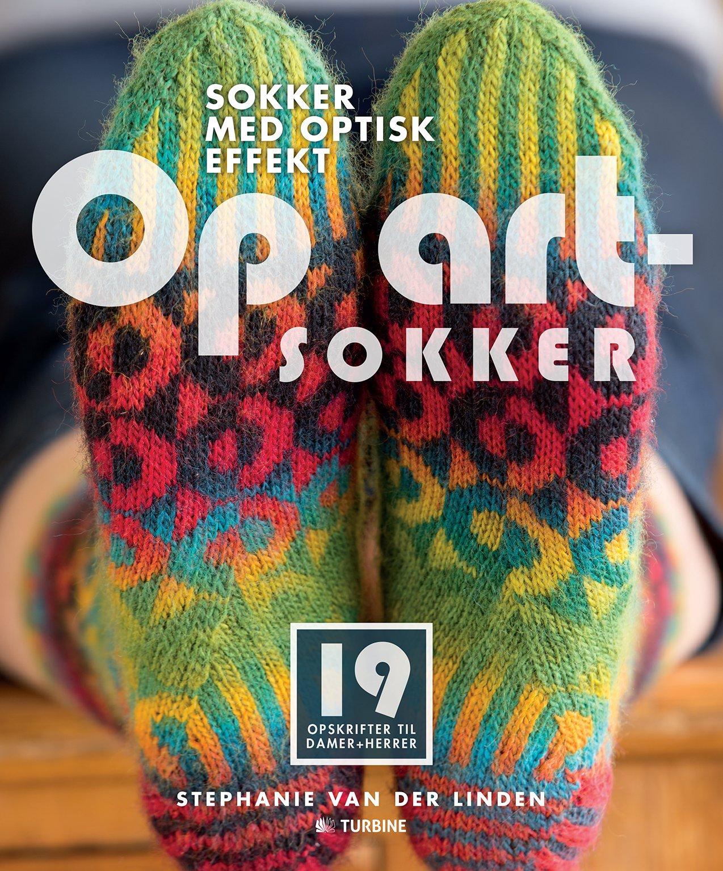 Op Art-Sokker